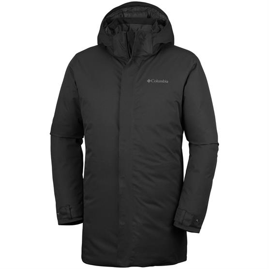 Image of   Columbia Blizzard Fighter Jacket Mens, Black