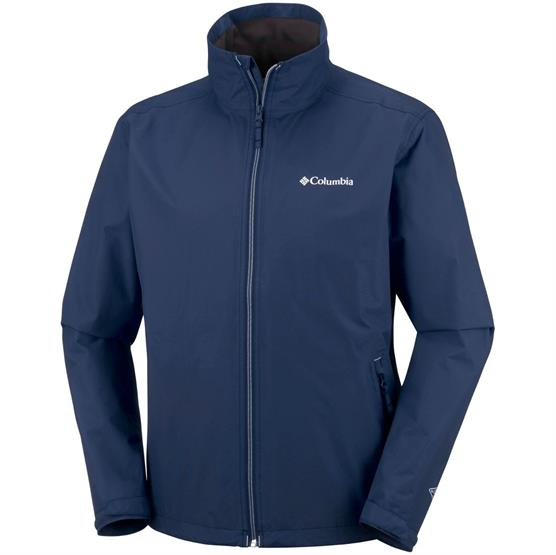 Image of   Columbia Bradley Peak Jacket Mens, Collegiate Navy