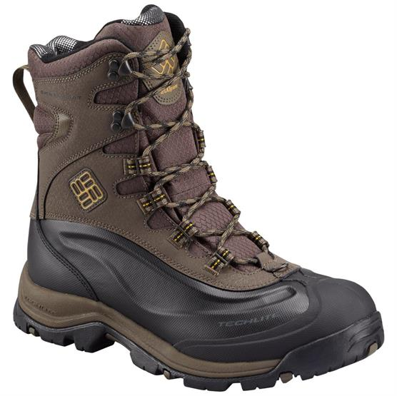 Image of   Columbia Bugaboot Plus II Omni-Heat Mens, Mud / Squash
