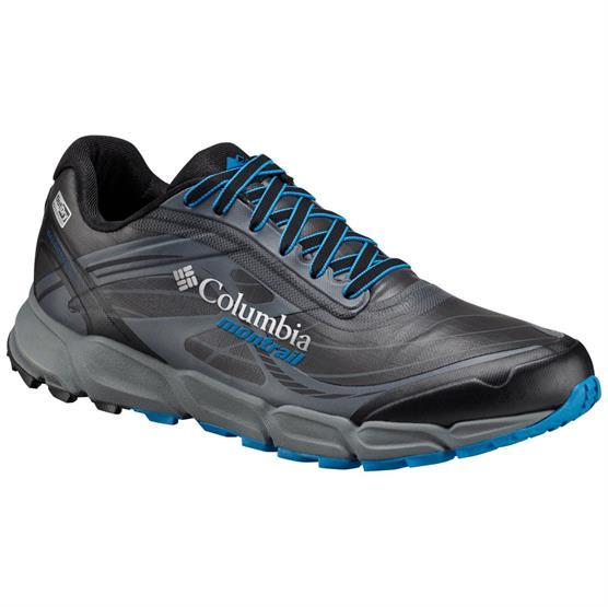 Image of   Columbia Caldorado III Outdry Extreme Mens, Black / Blue