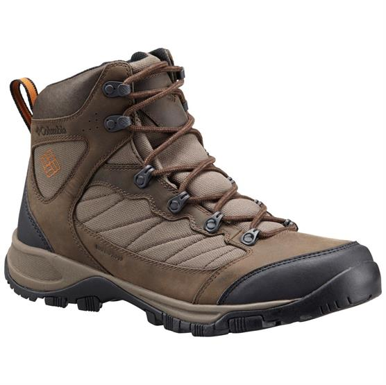 Image of   Columbia Cascade Pass Waterproof Mens, Major / Bright Copper