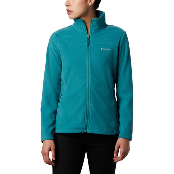 Image of   Columbia Fast Trek Light Full Zip Womens, Waterfall