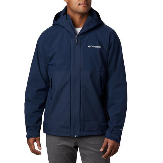 Image of   Columbia Evolution Valley Jacket Mens, Collegiate Navy