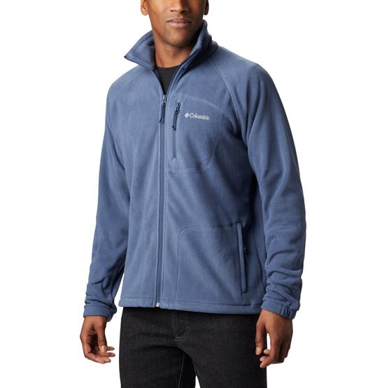 Image of   Columbia Fast Trek II Full Zip Fleece Mens, Dark Mountain