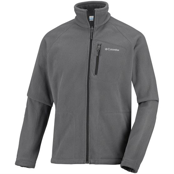 Image of   Columbia Fast Trek II Full Zip Fleece Mens, Grill