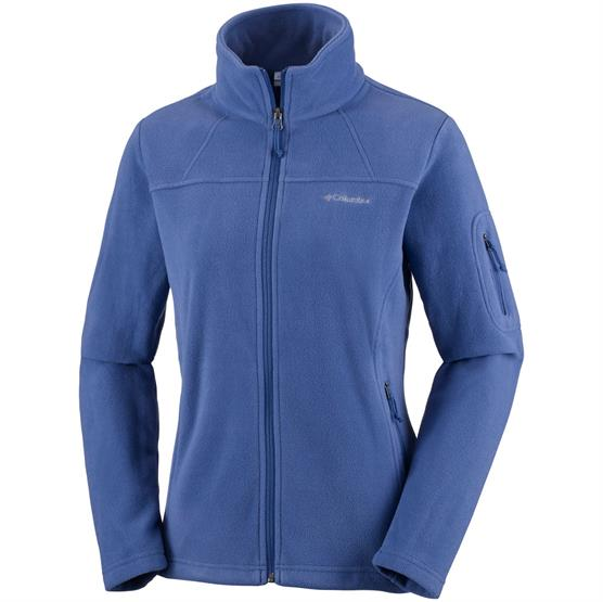 Image of   Columbia Fast Trek II Jacket Womens, Bluebell