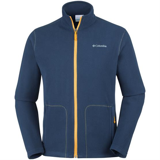 Image of   Columbia Fast Trek Light Full Zip Fleece Mens, Collegiate