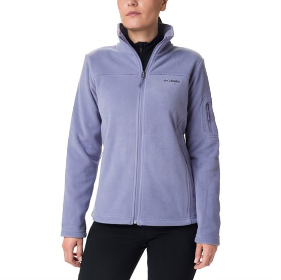 Image of   Columbia Fast Trek II Jacket Womens, Dusty Iris