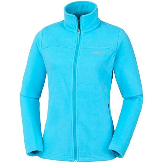 Image of   Columbia Fast Trek Light Full Zip Womens, Atoll