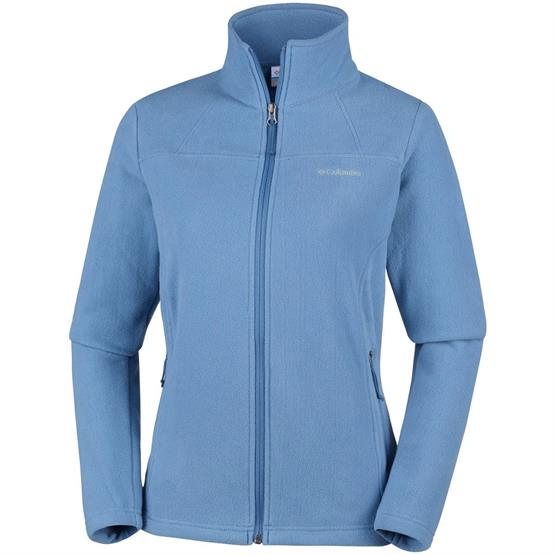 Image of   Columbia Fast Trek Light Full Zip Womens, Blue Dusk