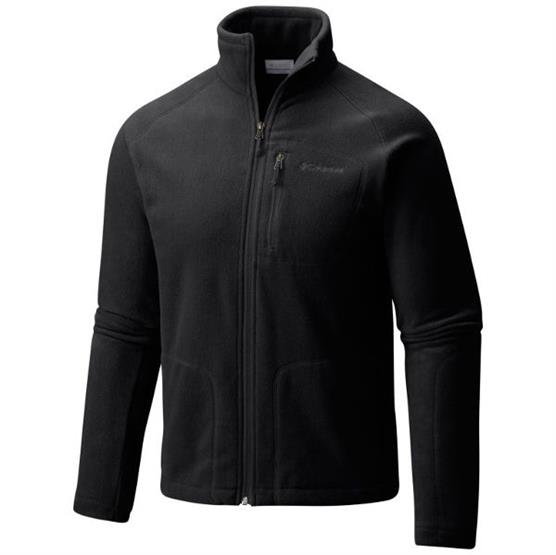 Image of   Columbia Fast Trek Light Full Zip Fleece Mens, Black