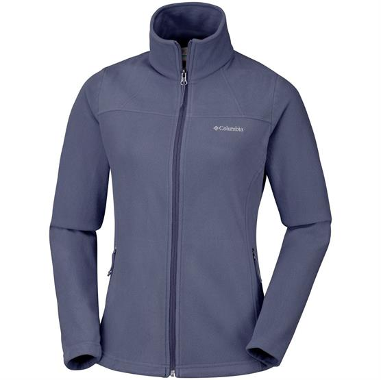 Image of   Columbia Fast Trek Light Full Zip Womens, Nocturnal
