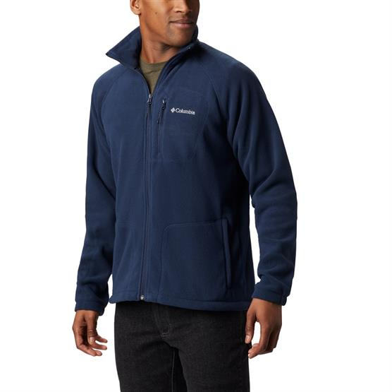 Image of   Columbia Fast Trek II Full Zip Fleece Mens, Collegiate Navy