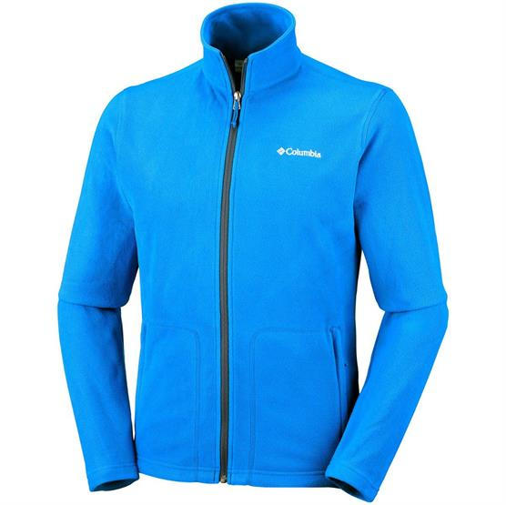 Image of   Columbia Fast Trek Light Full Zip Fleece Mens, Super Blue