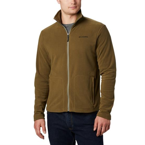 Image of   Columbia Fast Trek Light Full Zip Fleece Mens, New Olive