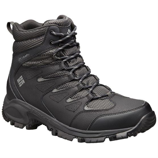 Image of   Columbia Gunnison Mens, Shark / Charcoal