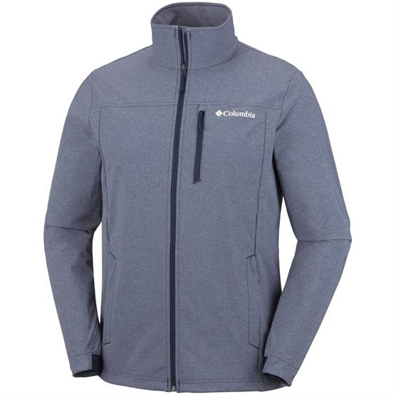 Image of   Columbia Heather Canyon Hoodless Jacket Mens, Collegiate