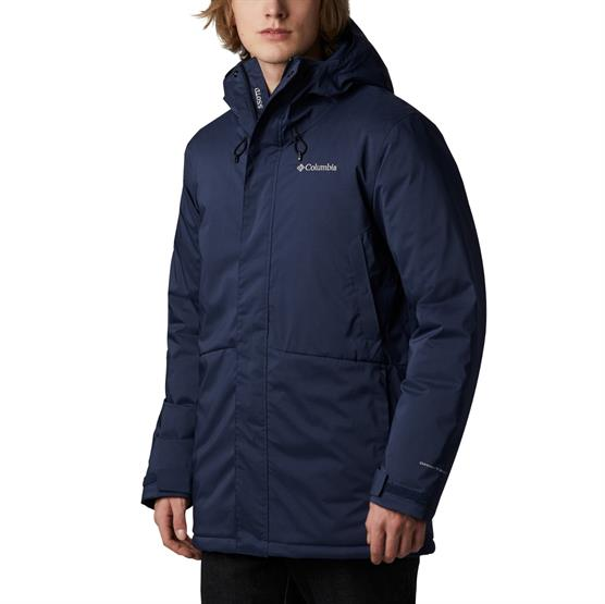 Image of   Columbia Northbounder TurboDown Parka Mens, Collegiate Navy