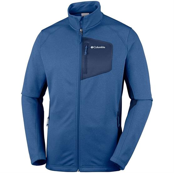 Image of   Columbia Jackson Creek II Full Zip Mens, Carbon