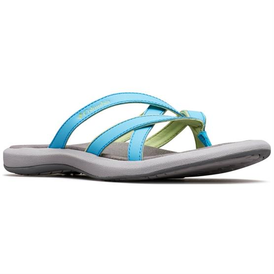 Image of   Columbia Kambi II Womens, Riptide / Jade Lime