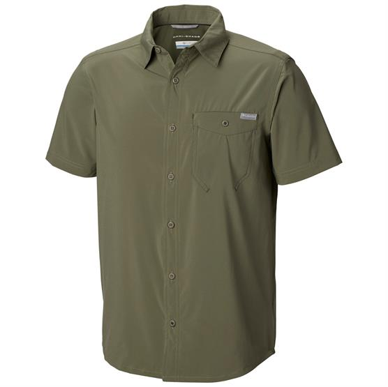 Image of   Columbia Triple Canyon Solid S/S Shirt Mens, Cypress