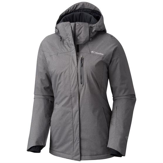 Image of   Columbia Lost Peak Jacket Womens, Black