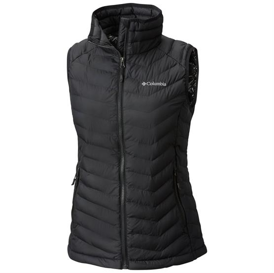 Image of   Columbia Powder Lite Vest Womens, Black