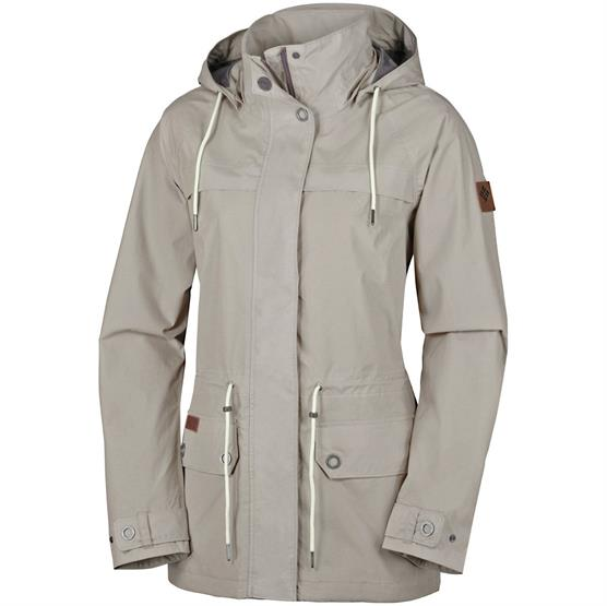 Image of   Columbia Remoteness Jacket Womens, Flint Grey