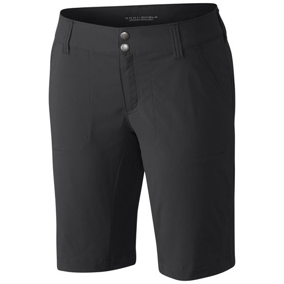 Image of   Columbia Saturday Trail Long Short Womens, Black