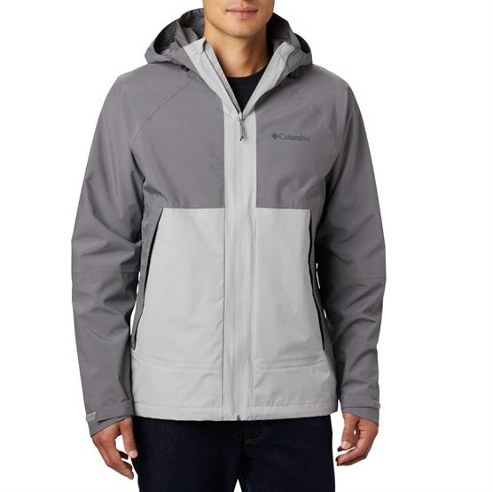 Image of   Columbia Evolution Valley Jacket Mens, Columbia Grey