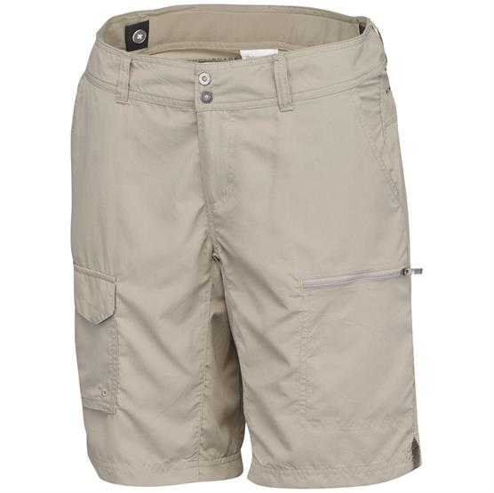 Image of   Columbia Silver Ridge Cargo Short Womens, Tusk