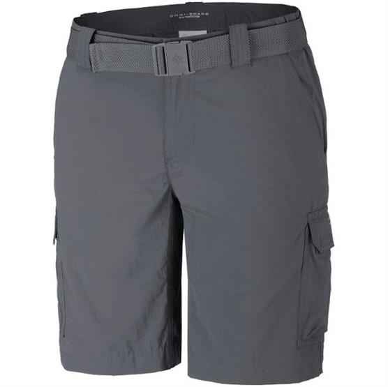 Image of   Columbia Silver Ridge II Cargo Short Mens, Grill