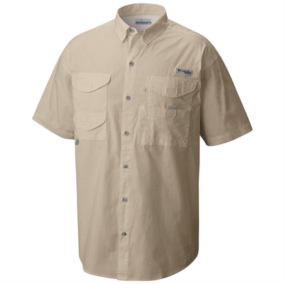 Image of   Columbia Bonehead S/S Shirt Mens, Fossil