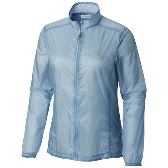 Image of   Columbia F.K.T Wind Jacket Womens, Dark Mirage