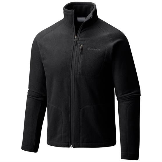 Image of   Columbia Fast Trek II Full Zip Fleece Mens, Black
