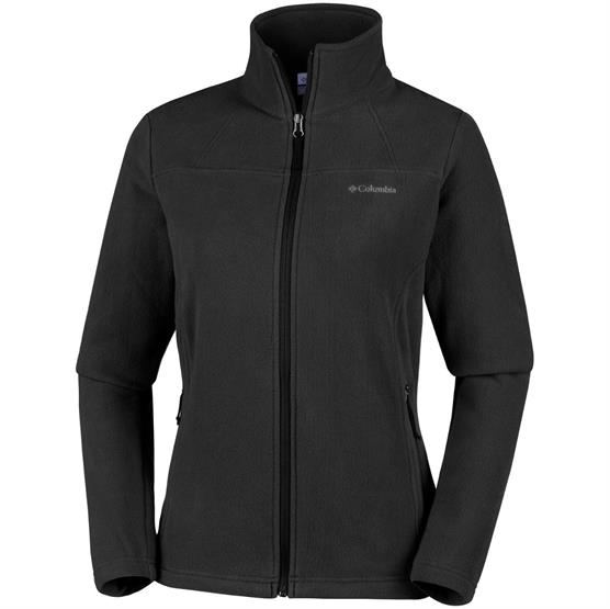 Image of   Columbia Fast Trek Light Full Zip Womens, Black