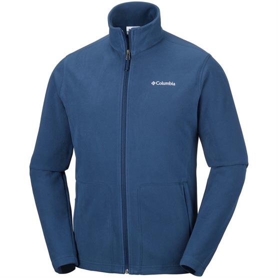 Image of   Columbia Fast Trek Light Full Zip Fleece Mens, Carbon