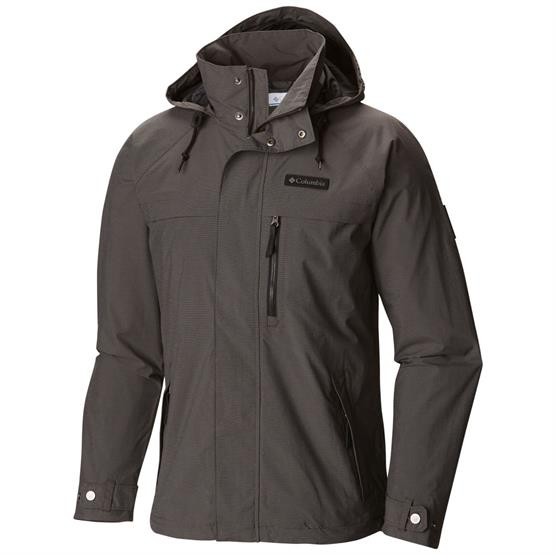 Image of   Columbia Good Ways Jacket Mens, Black