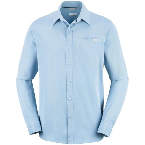 Image of   Columbia Nelson Point L/S Shirt Mens, Air