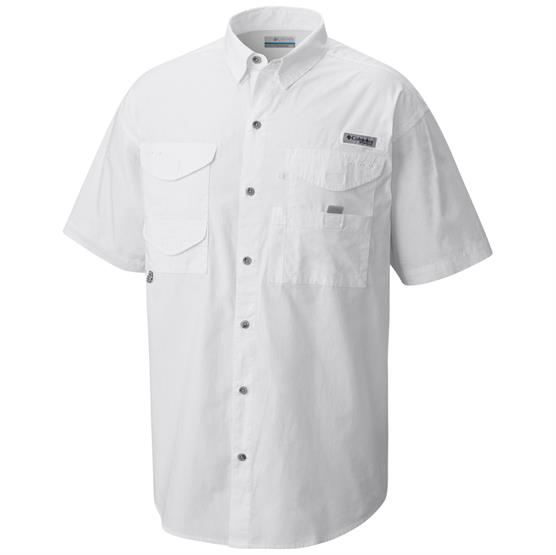 Image of   Columbia Bonehead S/S Shirt Mens, White