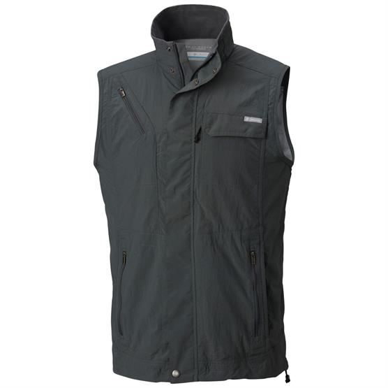 Image of   Columbia Silver Ridge II Vest Mens, Grill