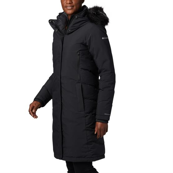 Image of   Columbia Hillsdale Parka Womens, Black
