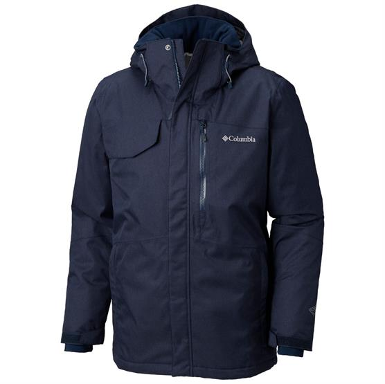 Image of   Columbia Cushman Crest Jacket Mens, Collegiate Navy