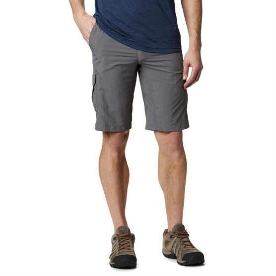 Image of   Columbia Silver Ridge II Cargo Short Mens, City Grey