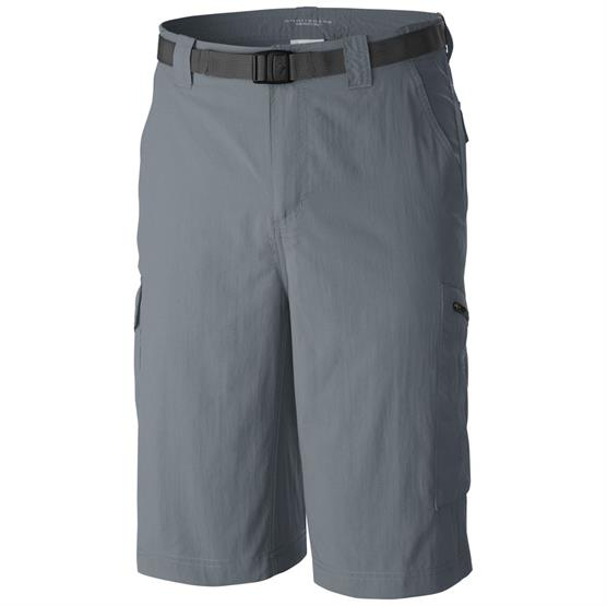 Image of   Columbia Silver Ridge Cargo Short Mens, Grey Ash