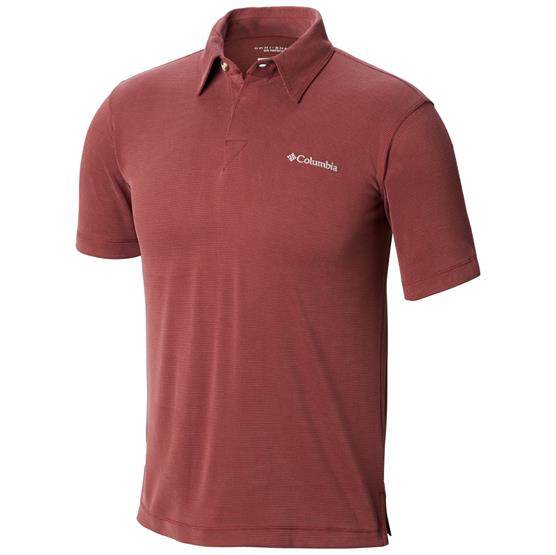 Image of   Columbia Sun Ridge Polo Mens, Tapestry