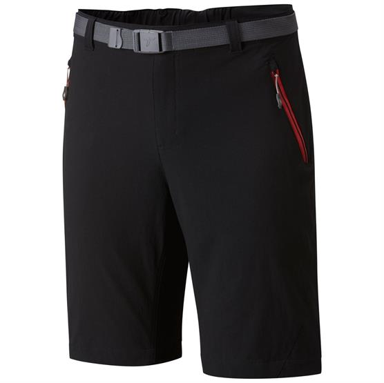 Image of   Columbia Titan Peak Short Mens, Black