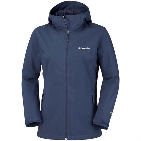 Image of   Columbia Trek Light Stretch Jacket Womens, Nocturnal