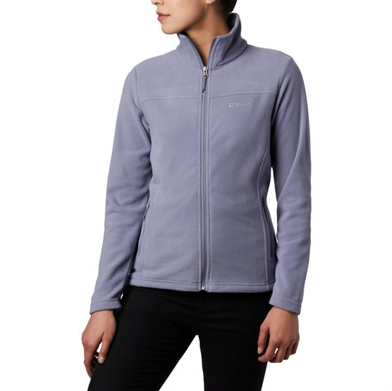 Image of   Columbia Fast Trek Light Full Zip Womens, New Moon