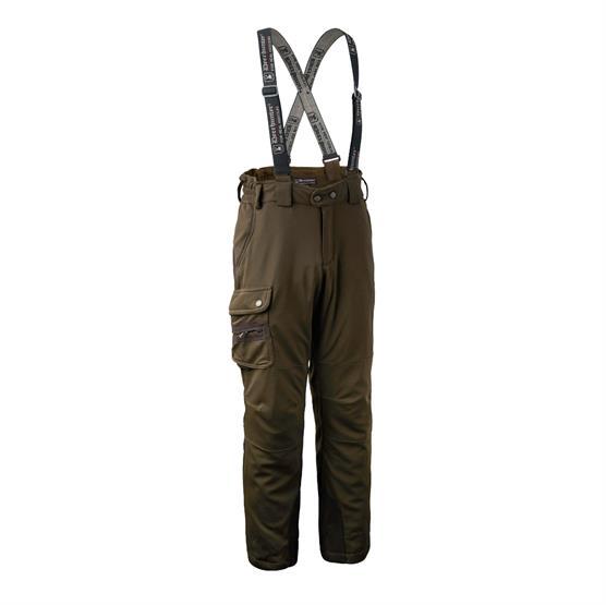 Image of   Deerhunter Muflon Trousers, Art Green